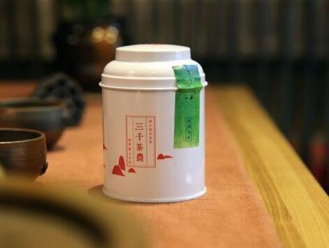 早春崂山绿茶--最新上市崂
