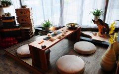 乐博国际:茶文化生活馆-绿地馆