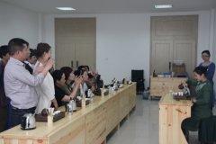 茶艺学院--地区加盟商学员定期培训
