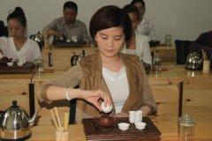 茶艺学院--茶艺师学员