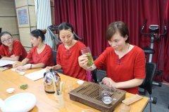 茶艺师培训-10期学员风采
