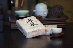 茶叶礼盒--高端传统工艺紧压茶系列-大红袍老白
