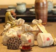 三千系列--自喝系列麻布袋沱茶