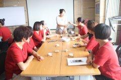 茶叶店--加盟商10期茶艺培训