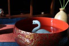 茶宠系列-可爱的小天鹅