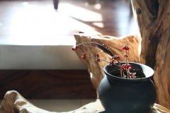 茶饰摆件--一点美装点的茶室茶楼