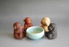 茶宠展示--最受欢迎的茶宠系列