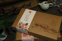 美味茶食茶点--绿茶酥礼盒