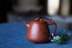 茶壶精品--高石瓢静心系列