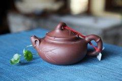 茶壶精品--自然神韵系列