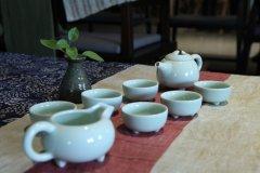 经典功夫茶具--茶杯盖碗经济实惠系列