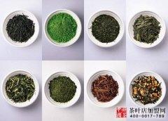 不同的茶叶正确的冲泡方法