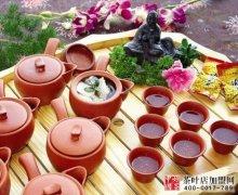 工夫茶的烹制技巧