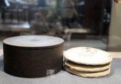 乌金石经典收藏系列-乌金石与普洱