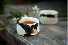 一个人的茶道,喝茶,品