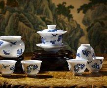 经典功夫茶具的种类有哪些?