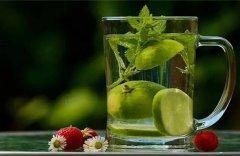 夏天高温八种自制解暑茶