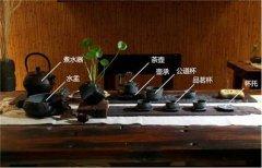 新茶艺18种泡茶专业茶器