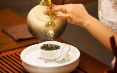 高级茶艺师泡茶的注水技巧
